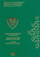 Sample electronic PA Travel Document